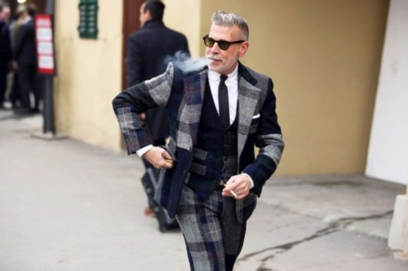 nick-wooster-pitti-uomo-suit-smoking-tartan-650x433